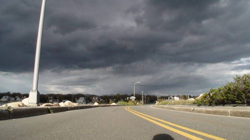 Unstable Atmosphere May 5, 2011
