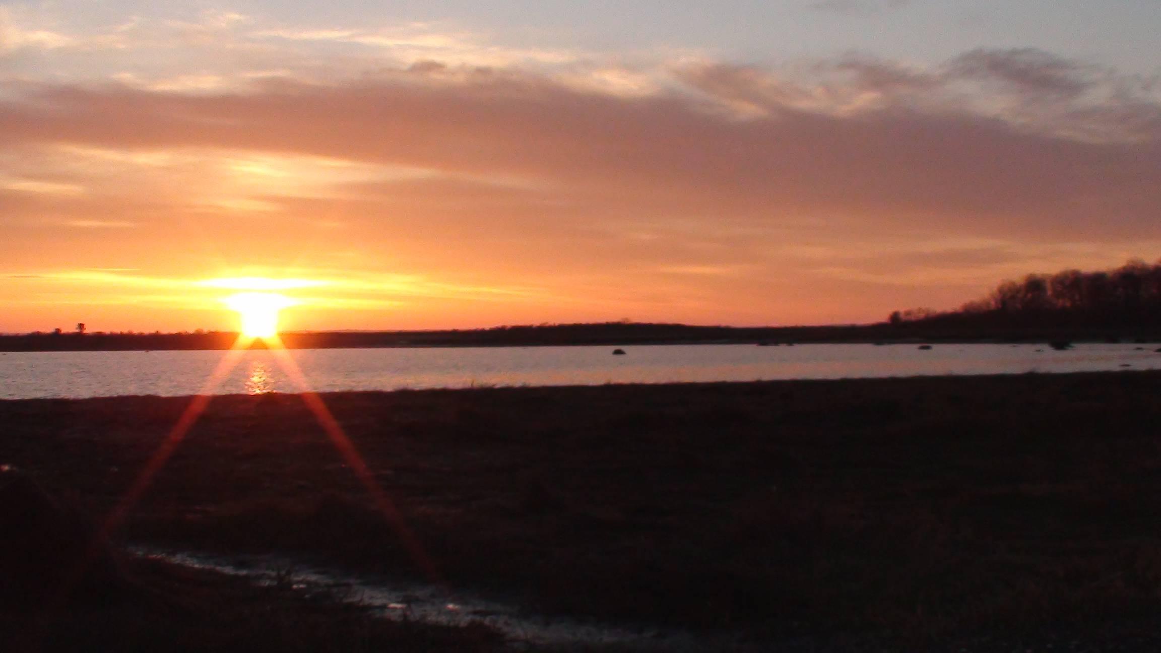 West Island Sunrise April 30, 2013 5:41AM