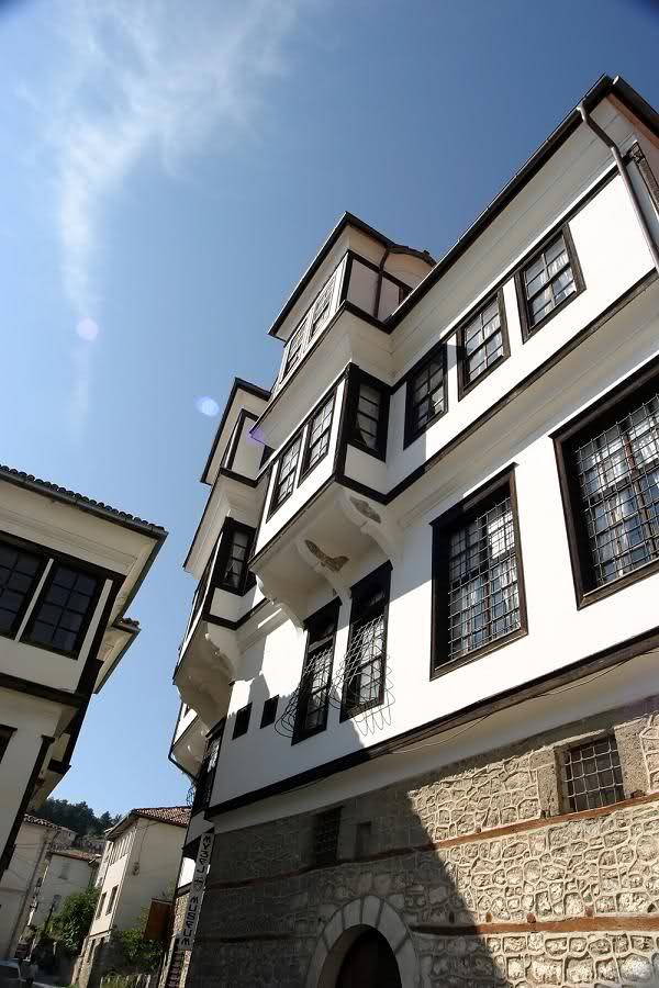 Traditional Macedonian Architecture