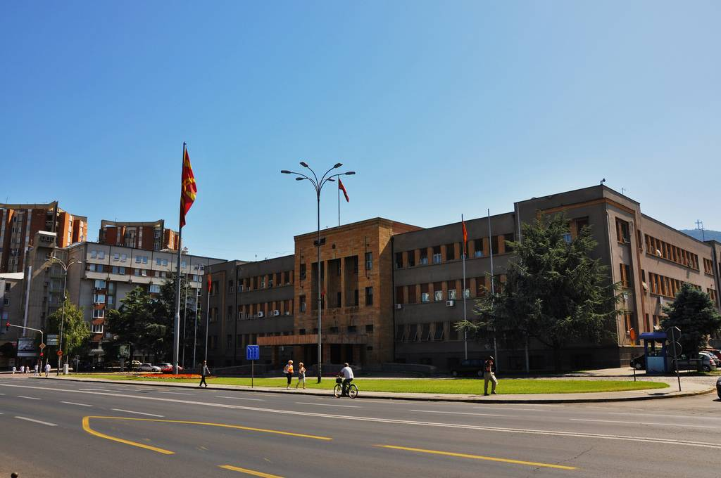 Macedonia's Parliament