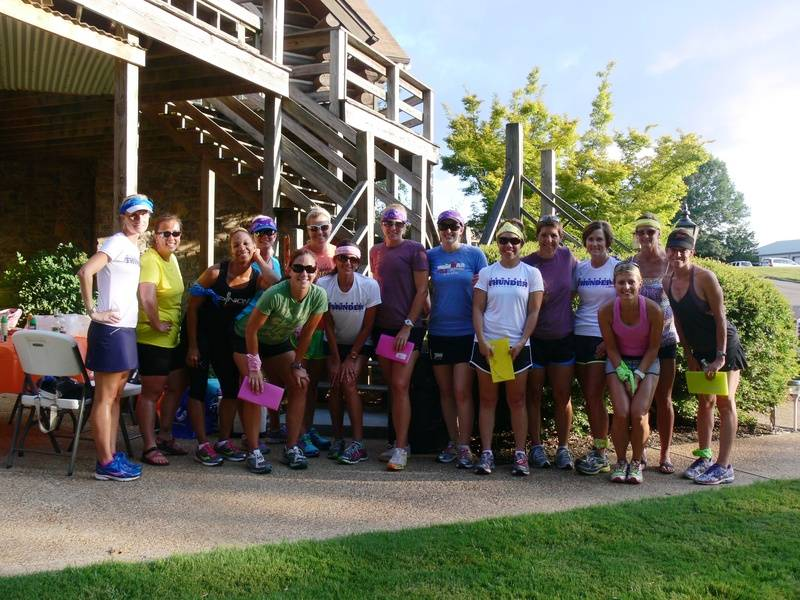Memphis Thunder Lady Triathlon Club