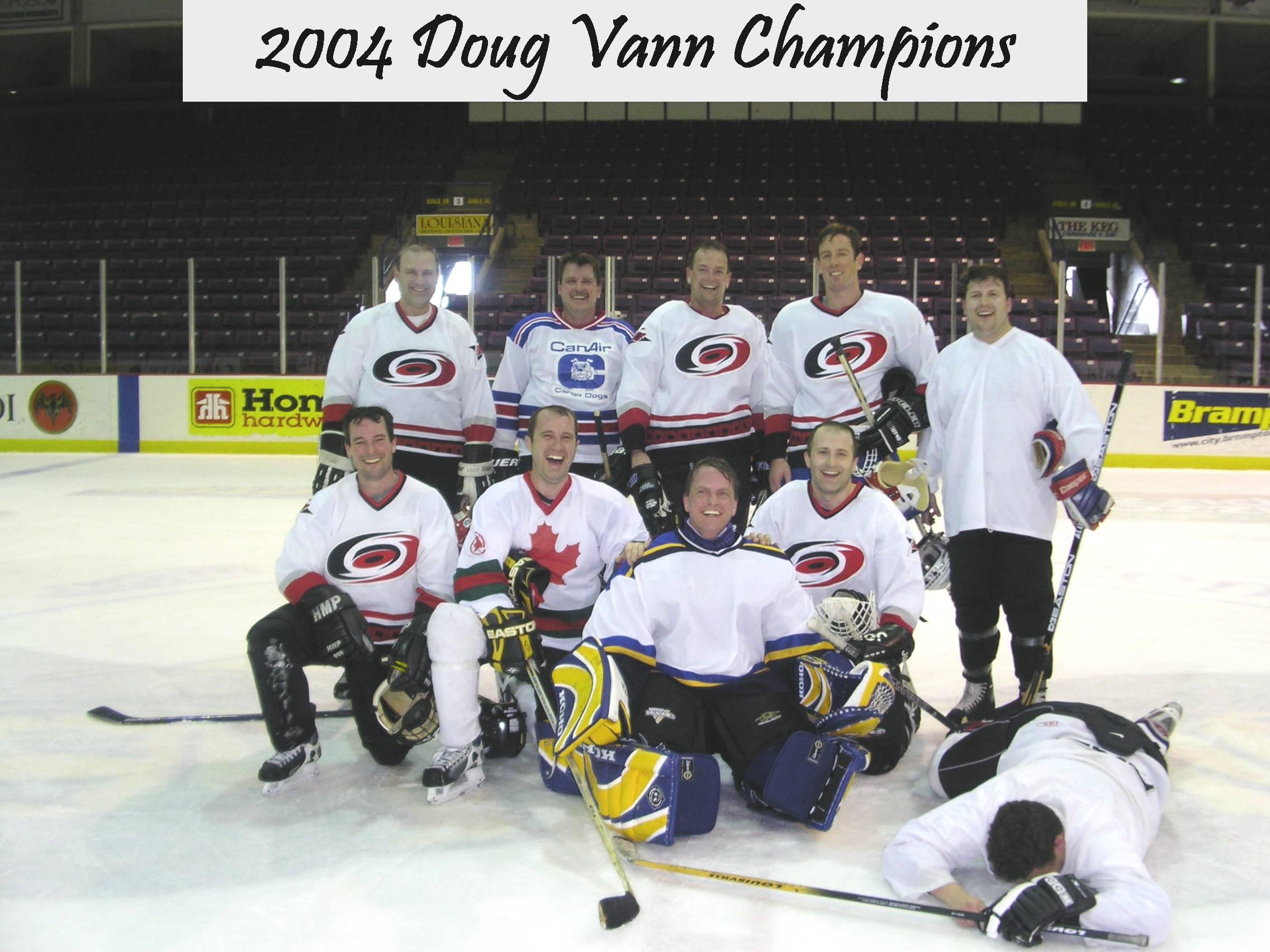 2004 Doug Vann Champions