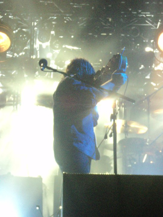 Sheffield Arena (19 Dec 10)