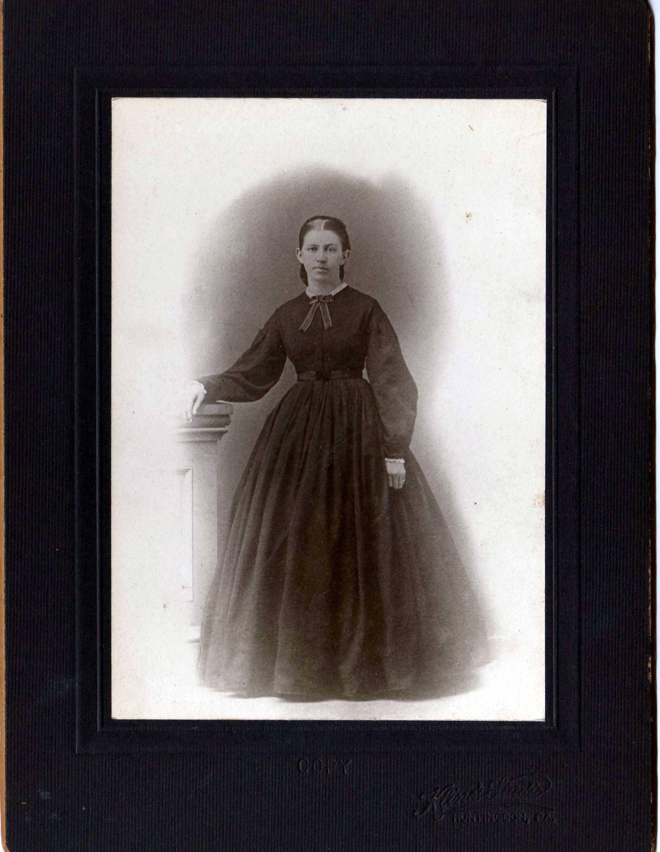 Martha Frank Enyeart (1845-1888)