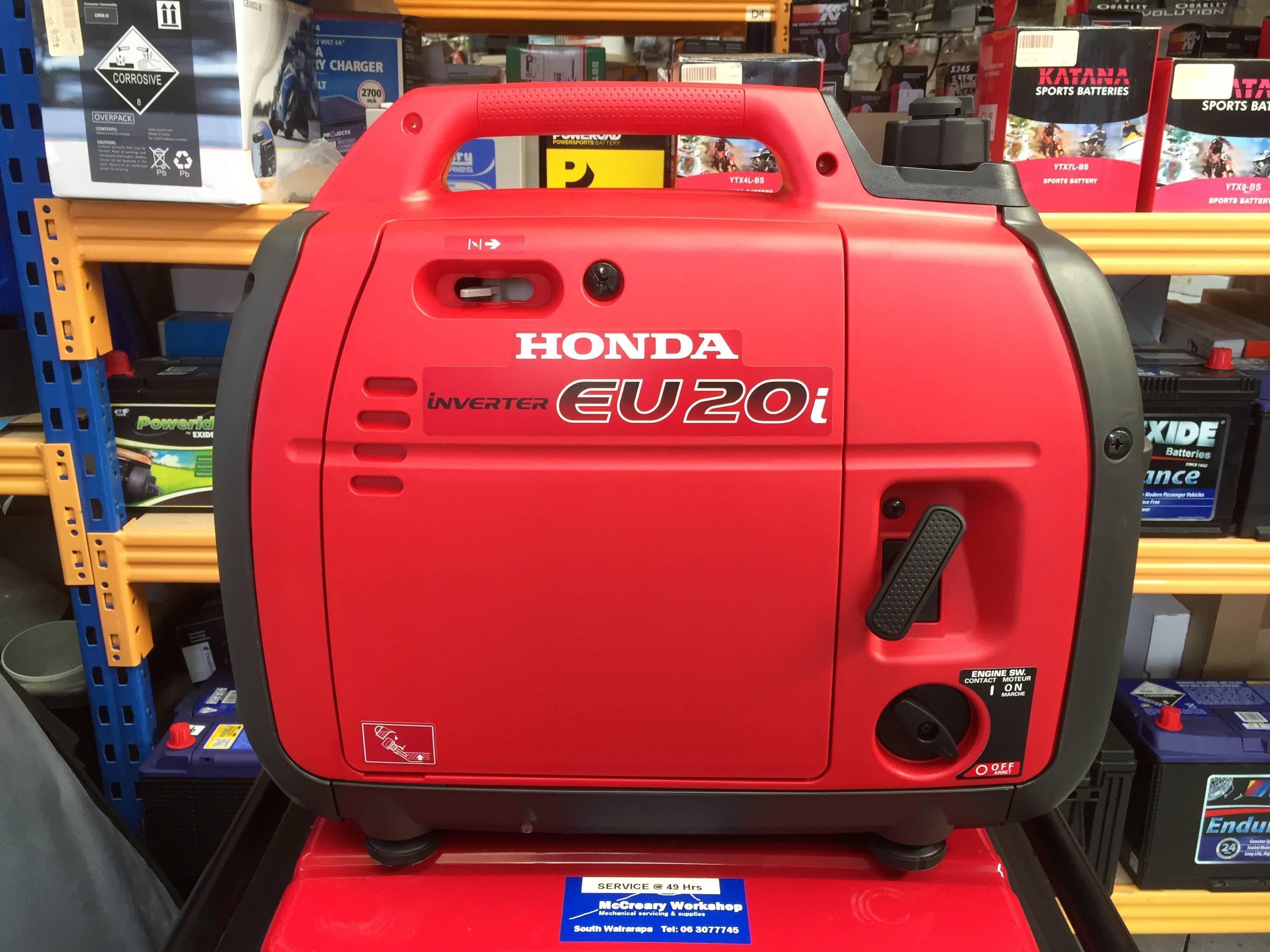 Honda Inverter EU20i Generator