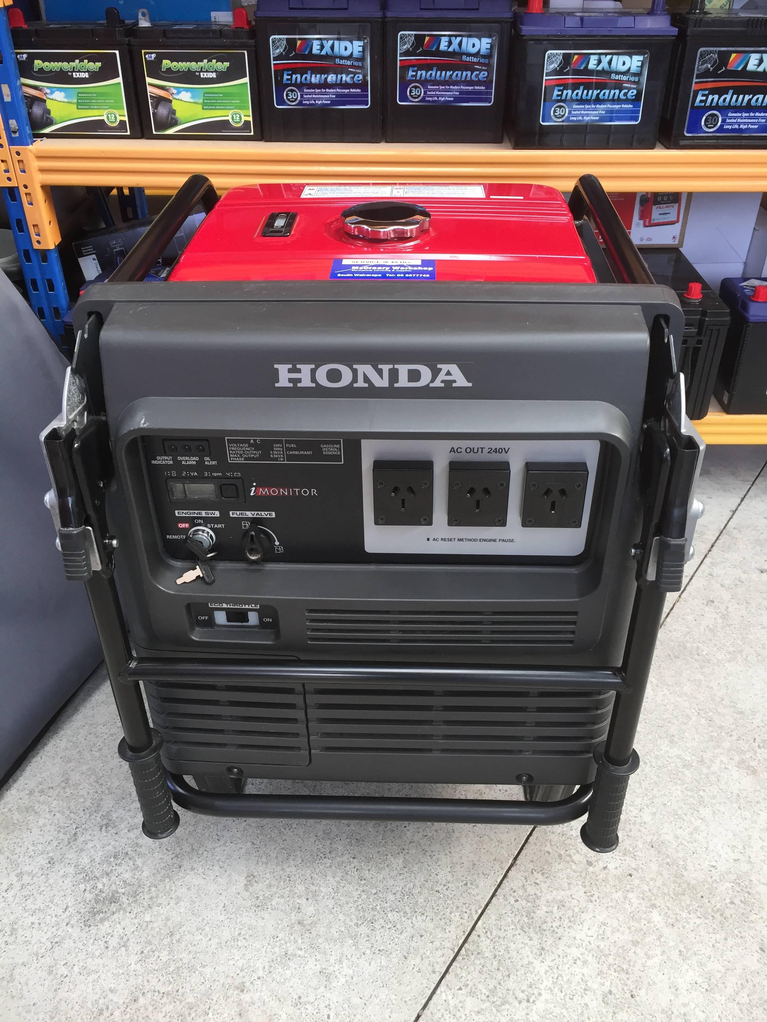 Honda Inverter EU65is Generator