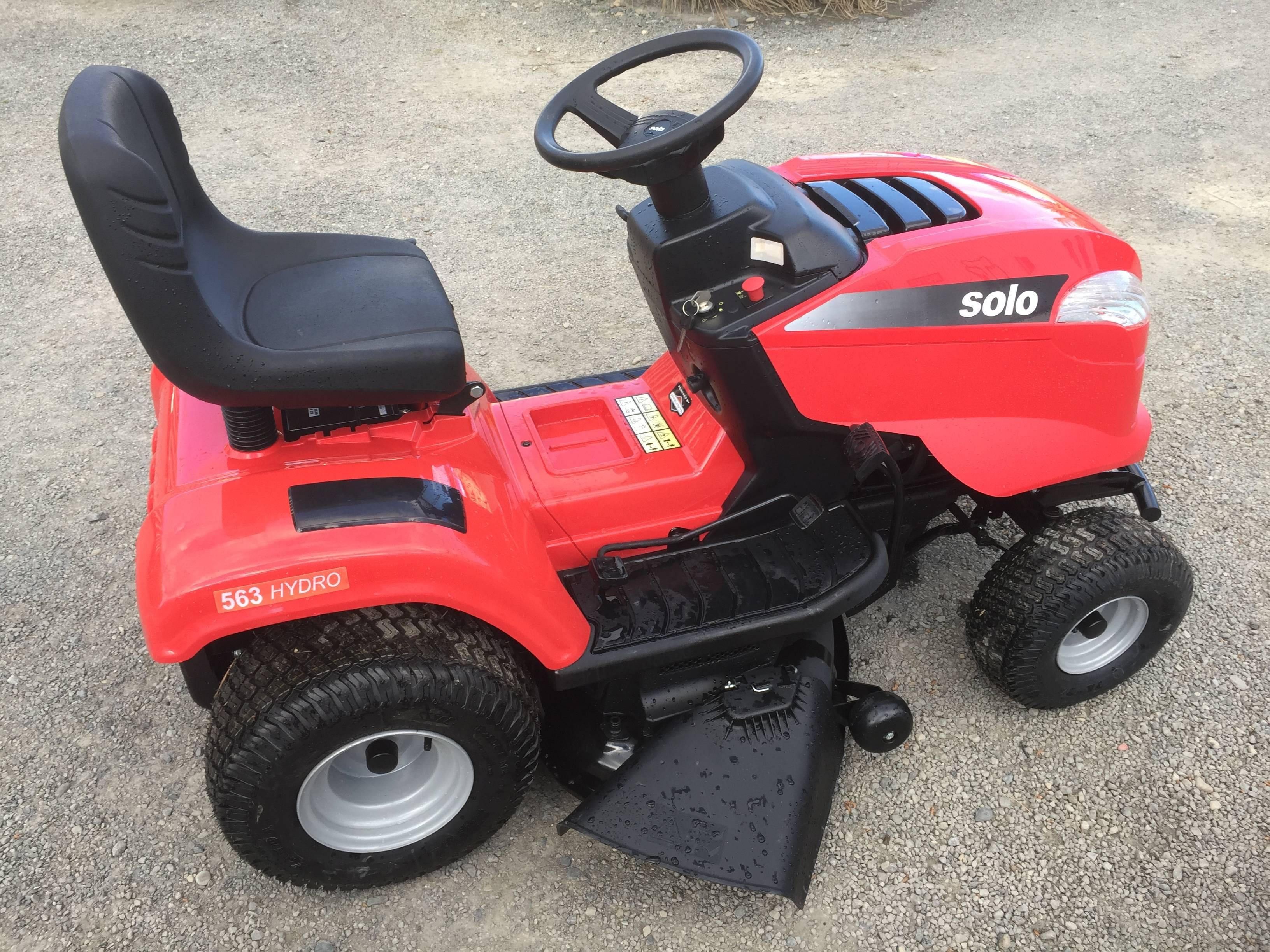 Solo 563 Hydro Lawn Mower