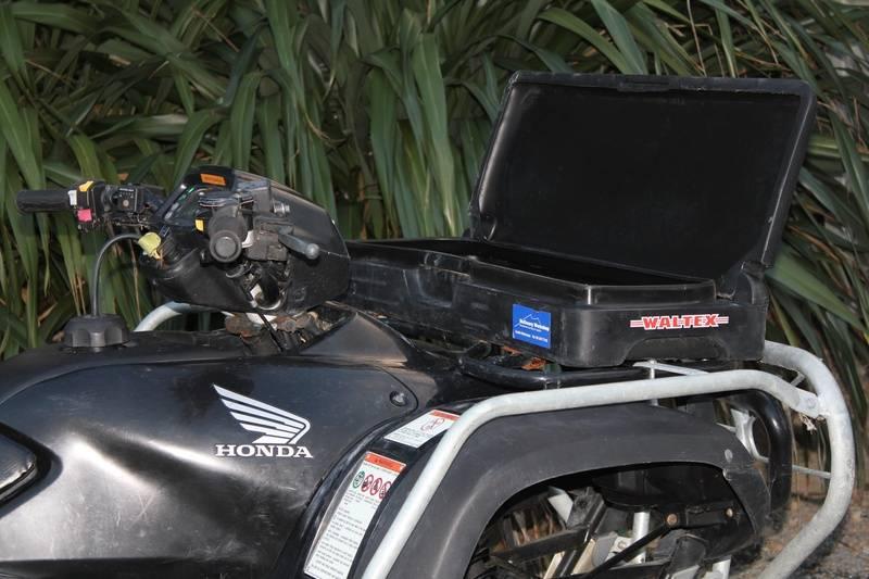 Honda TRX500FPM, 2009