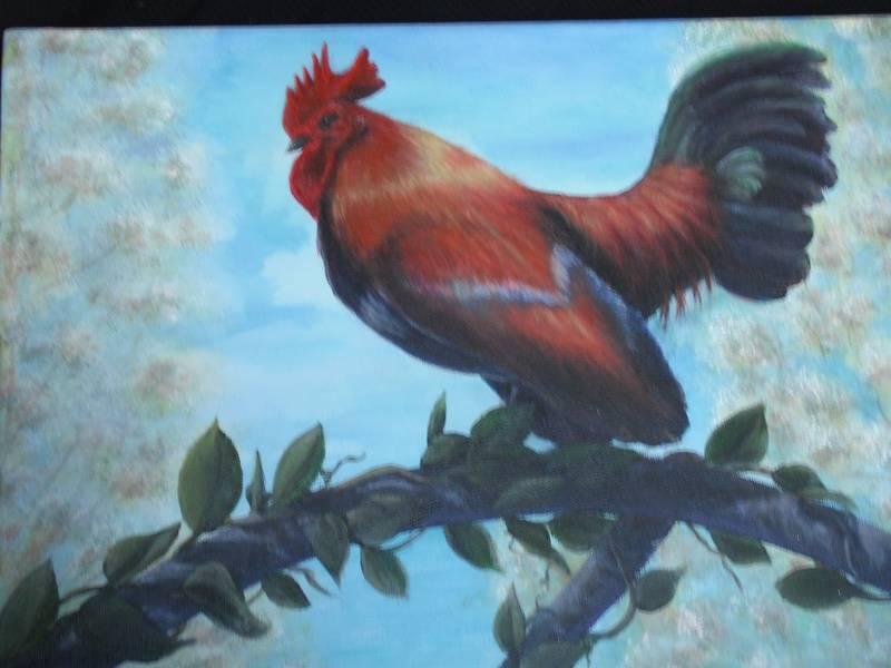 Savannah's Rooster