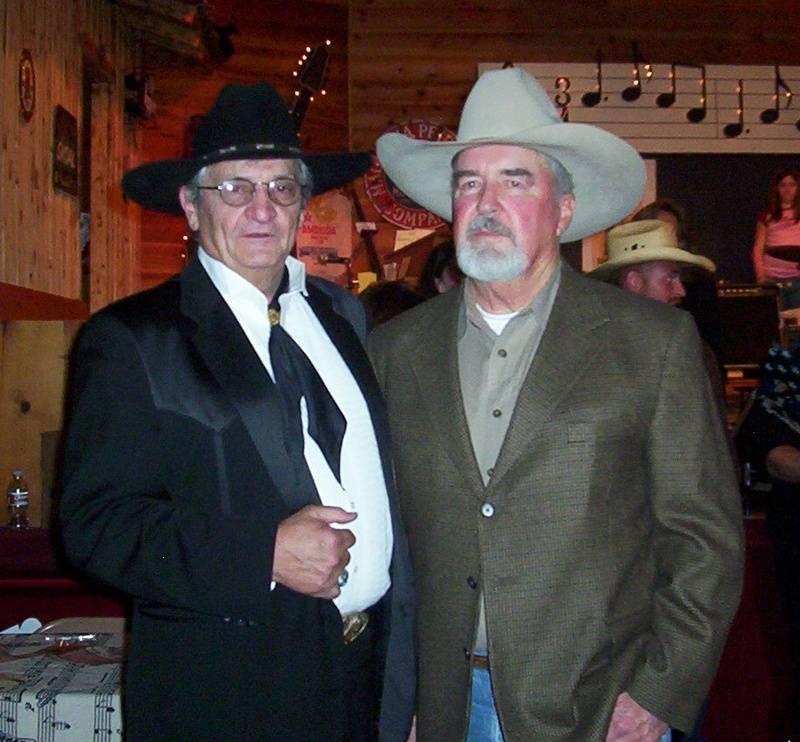 Bob Wooton and Johnny Seay