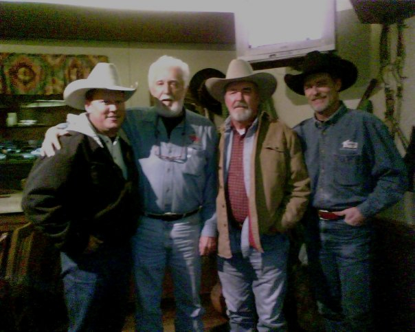 Chancey Seay, Guy Golemon, Johnny Seay & Johnny Seay lll