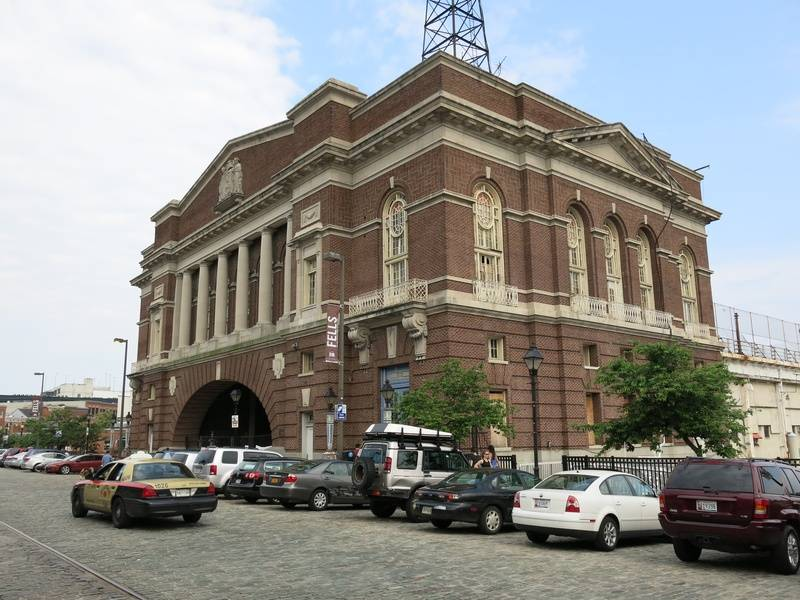 City Pier Building