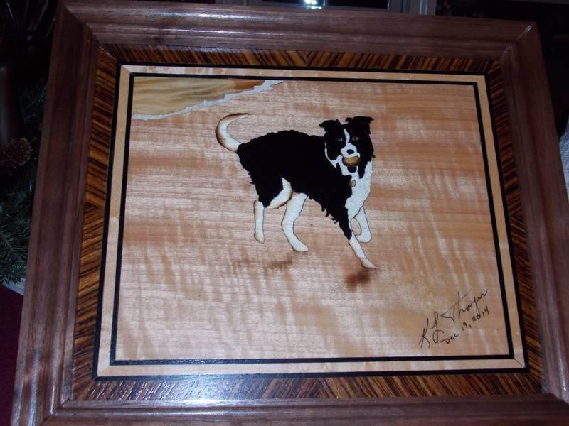 Laura's Dog
