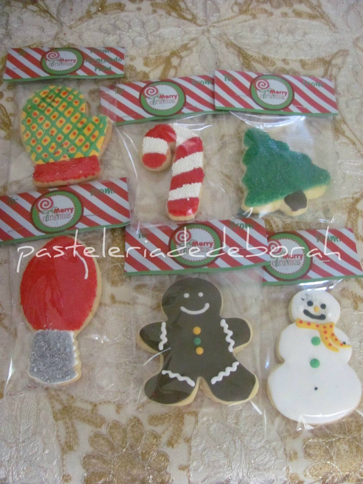 GALLETAS GLASEADAS PERSONALIZADAS