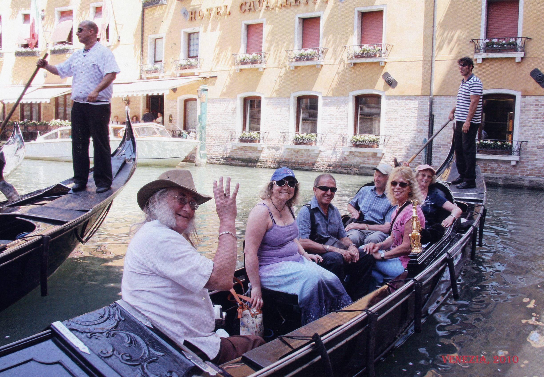 Pete & Nikki's Second Italy Adventures 2010