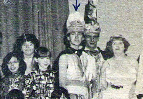 Aladdin' Pantomime 1964-65