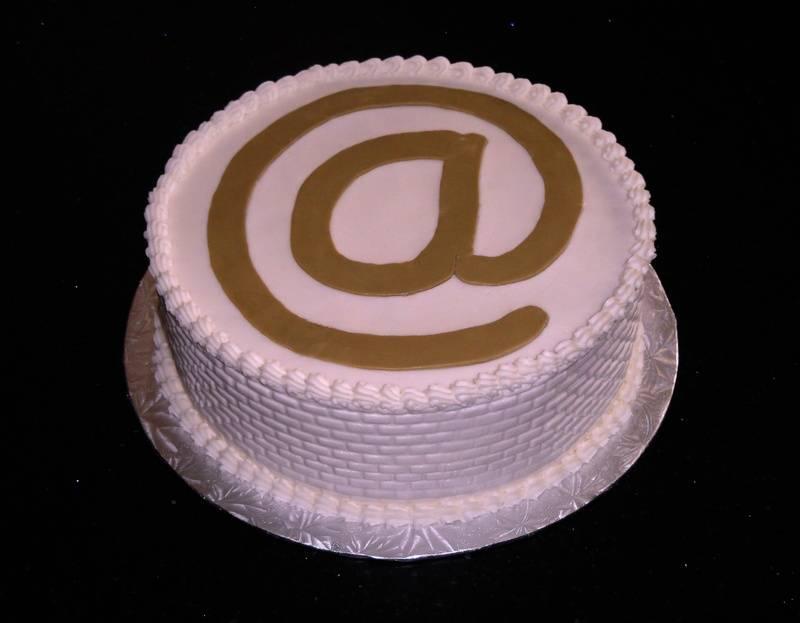 @ Home Corporate BBQ Cake