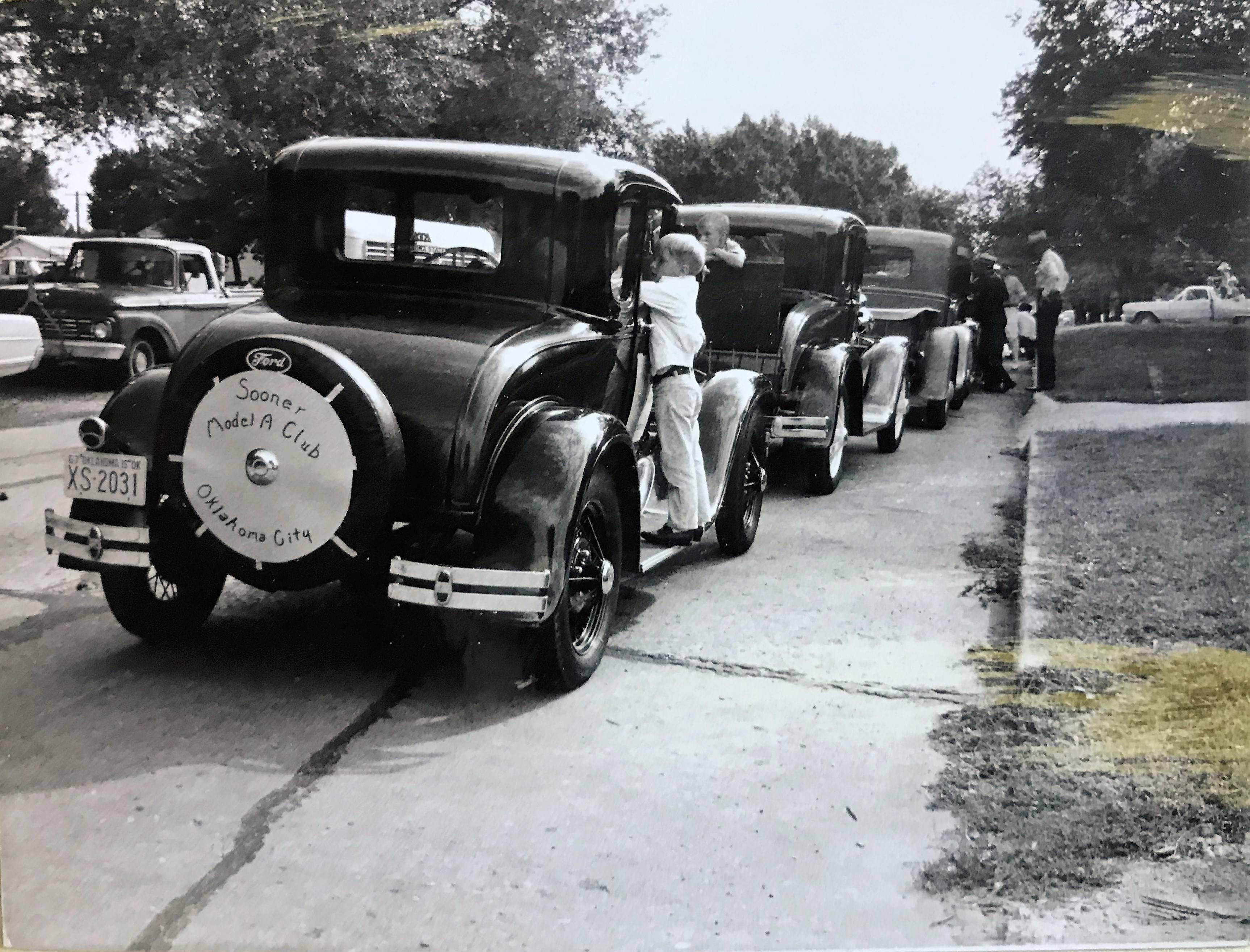 1967 Parade Linep