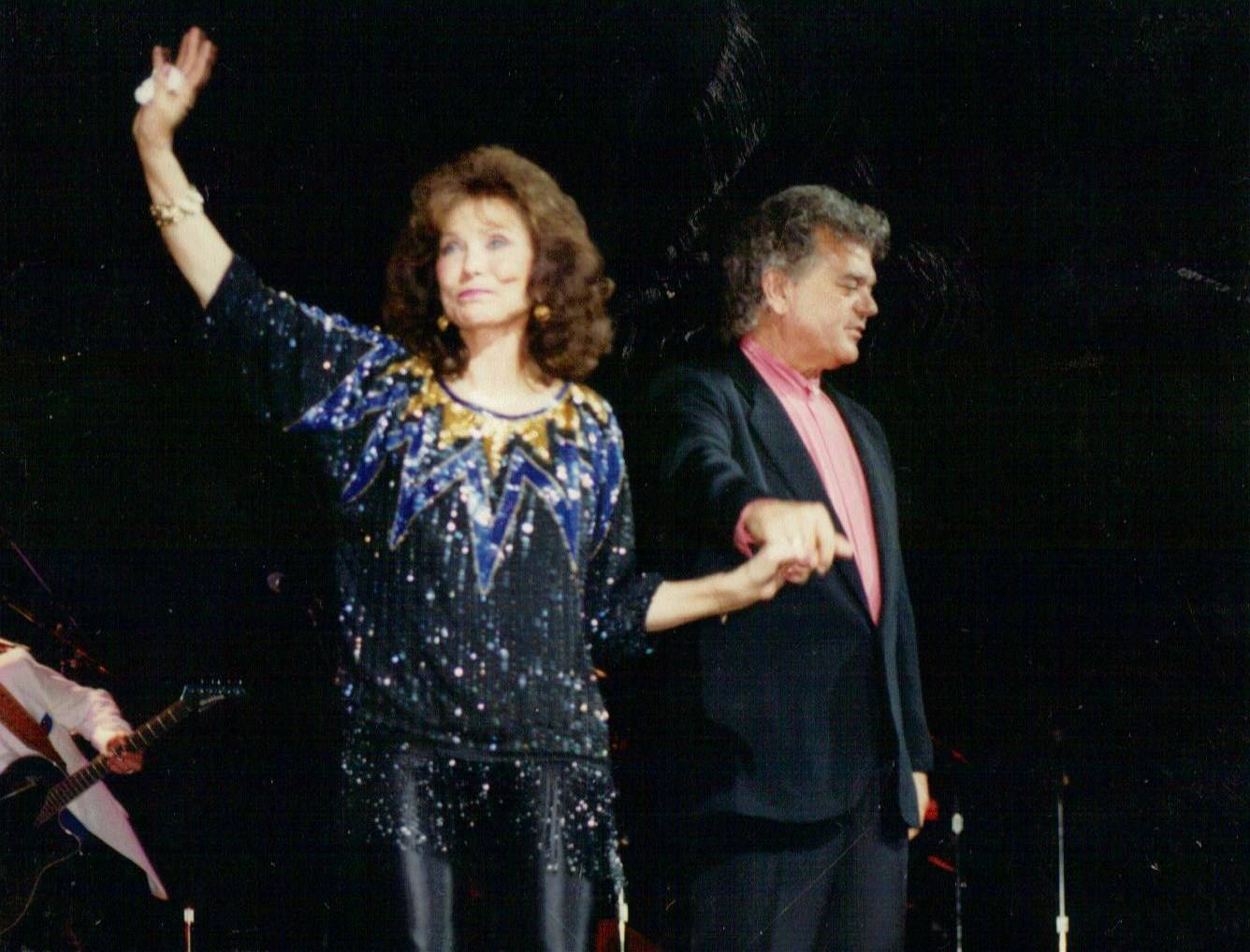 Loretta & Conway