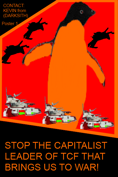 Kevin's Campaign Poster *fix*