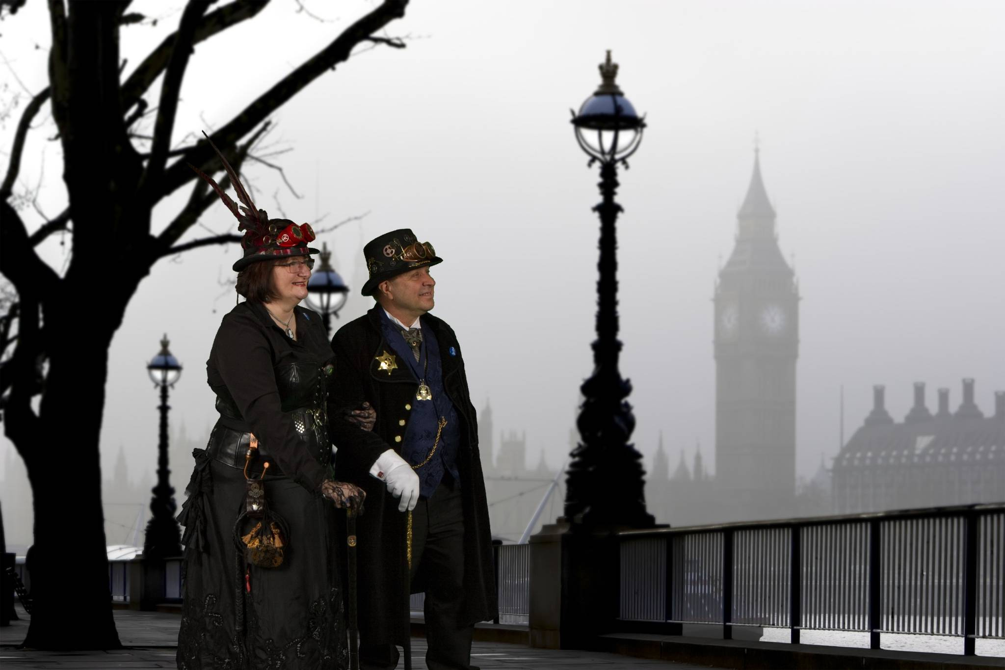 Steampunk In England