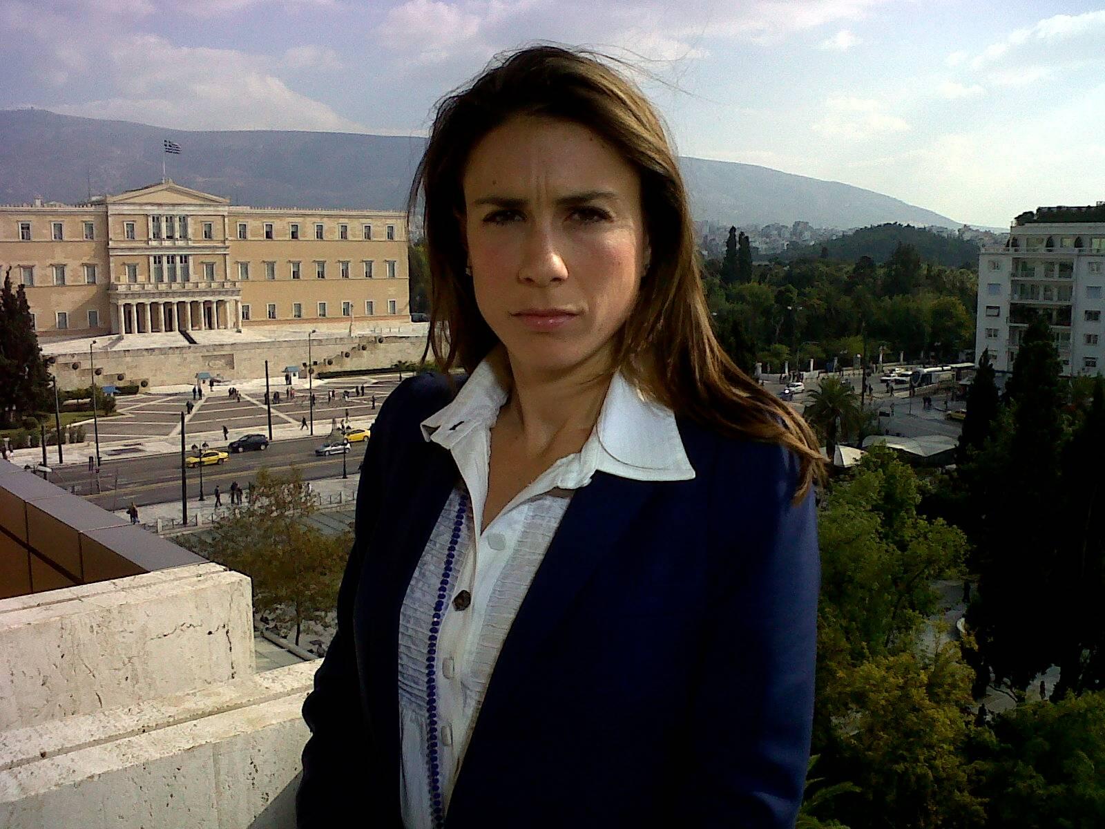 Nathalie Rendevski Savaricas