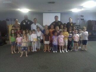 Teaching Children Saftey