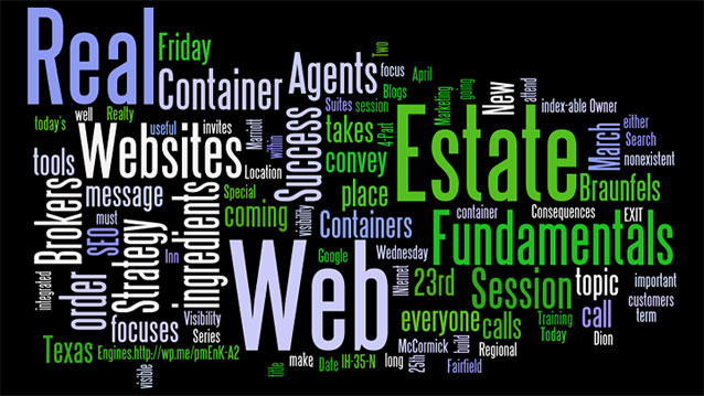 Word Cloud of Key's Blog March 25th 2012
