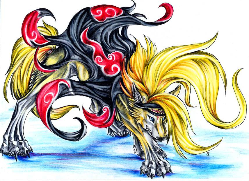 awsum wolf
