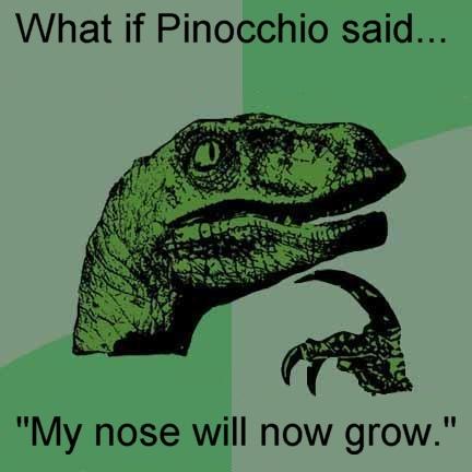 Oh, Philosoraptor. You so funny.