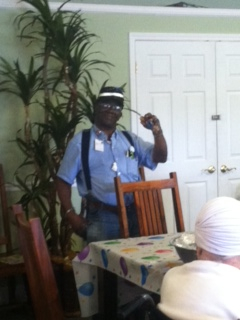 Garden City Resident, Georgia Brigman Turns 108