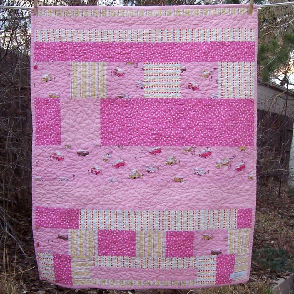 Heather Ross VW Bus fabric
