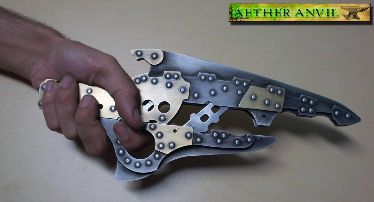 Mechanical Blade - Open