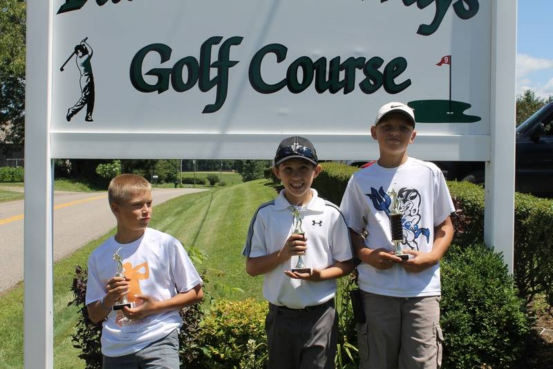 11 and under   9 holes