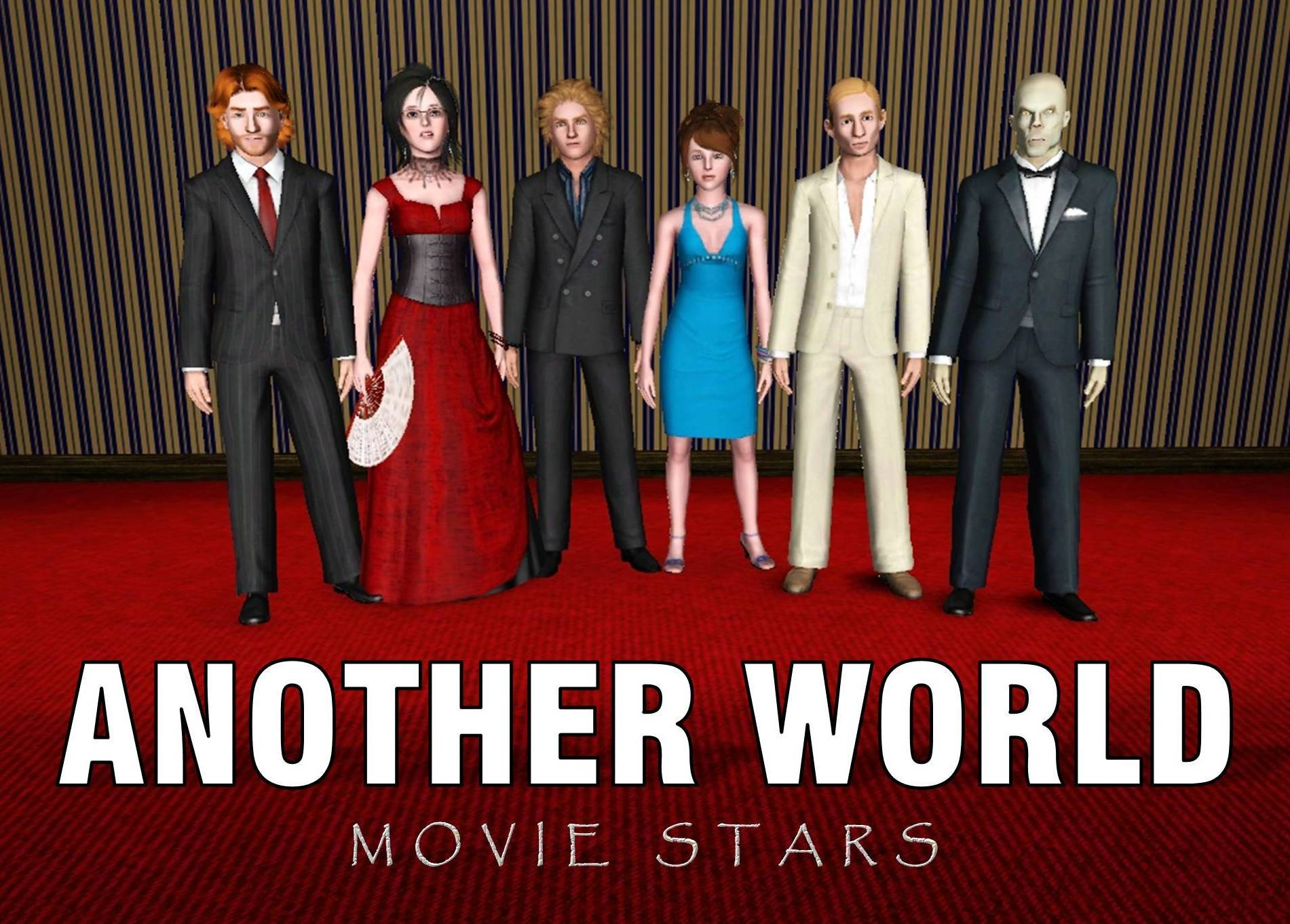 ANOTHER WORLD MOVIE STARS