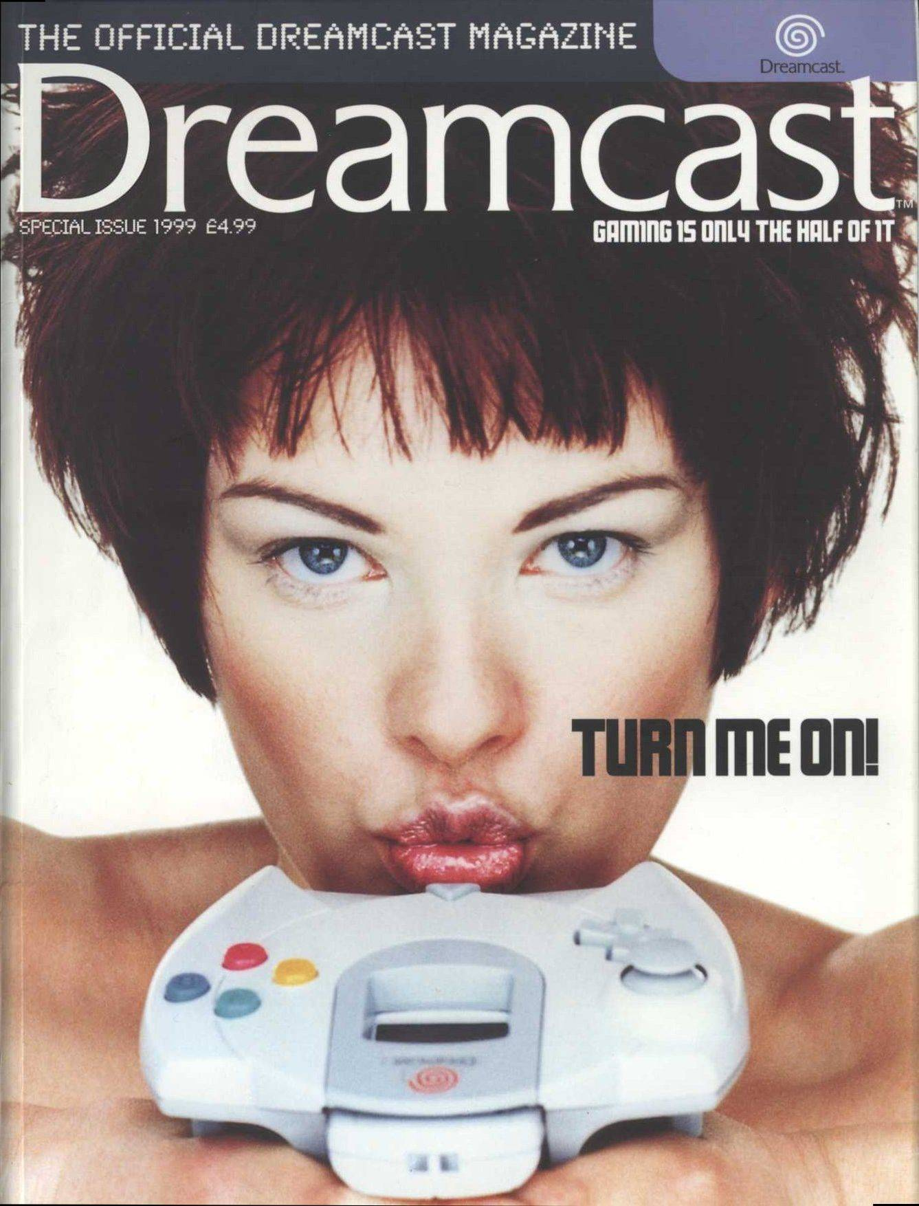 UK Official Dreamcast Magazine -0-