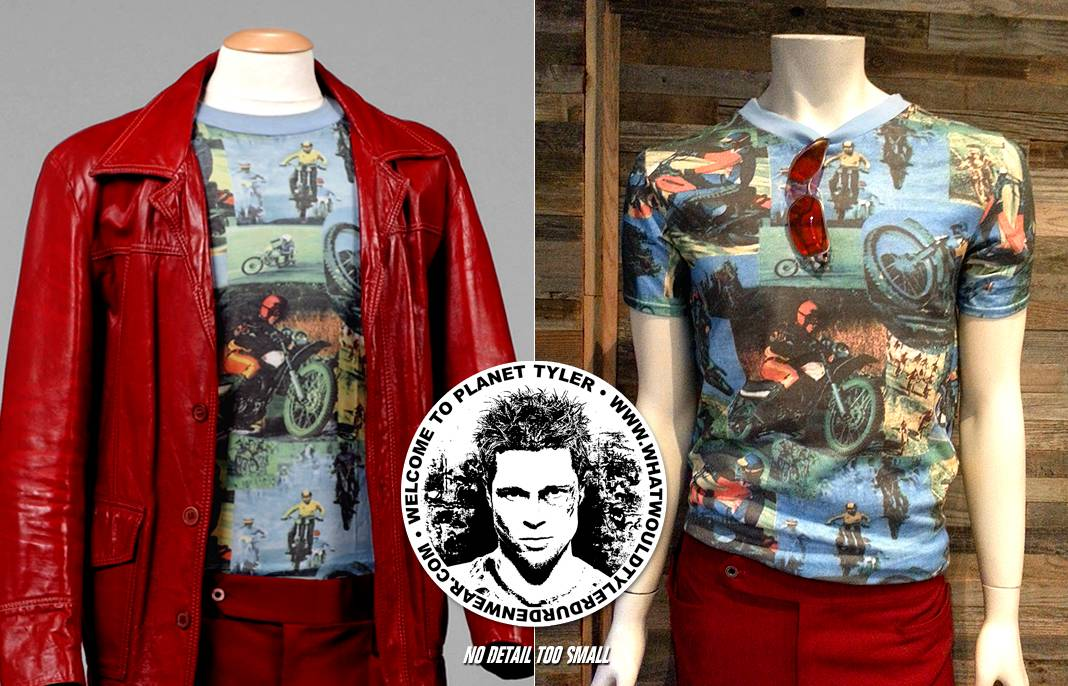 Fight Club Motocross Shirt