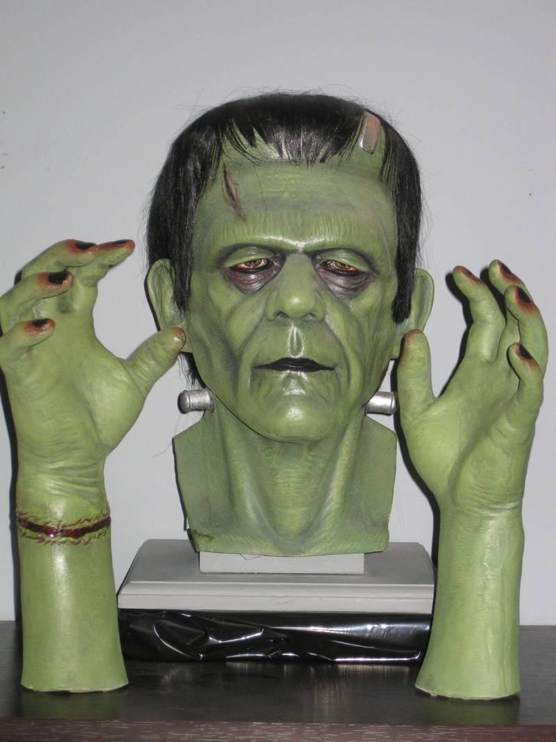 Karloff as the Frankenstein Monster (1931)