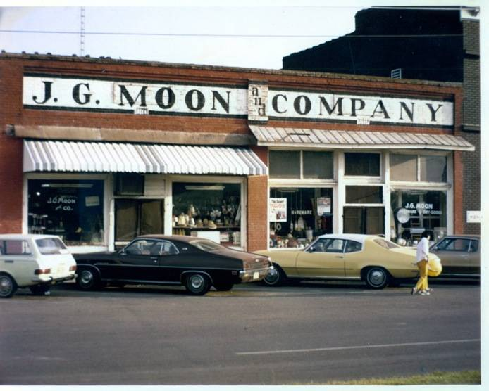 Store in Boyle, MS 1972?