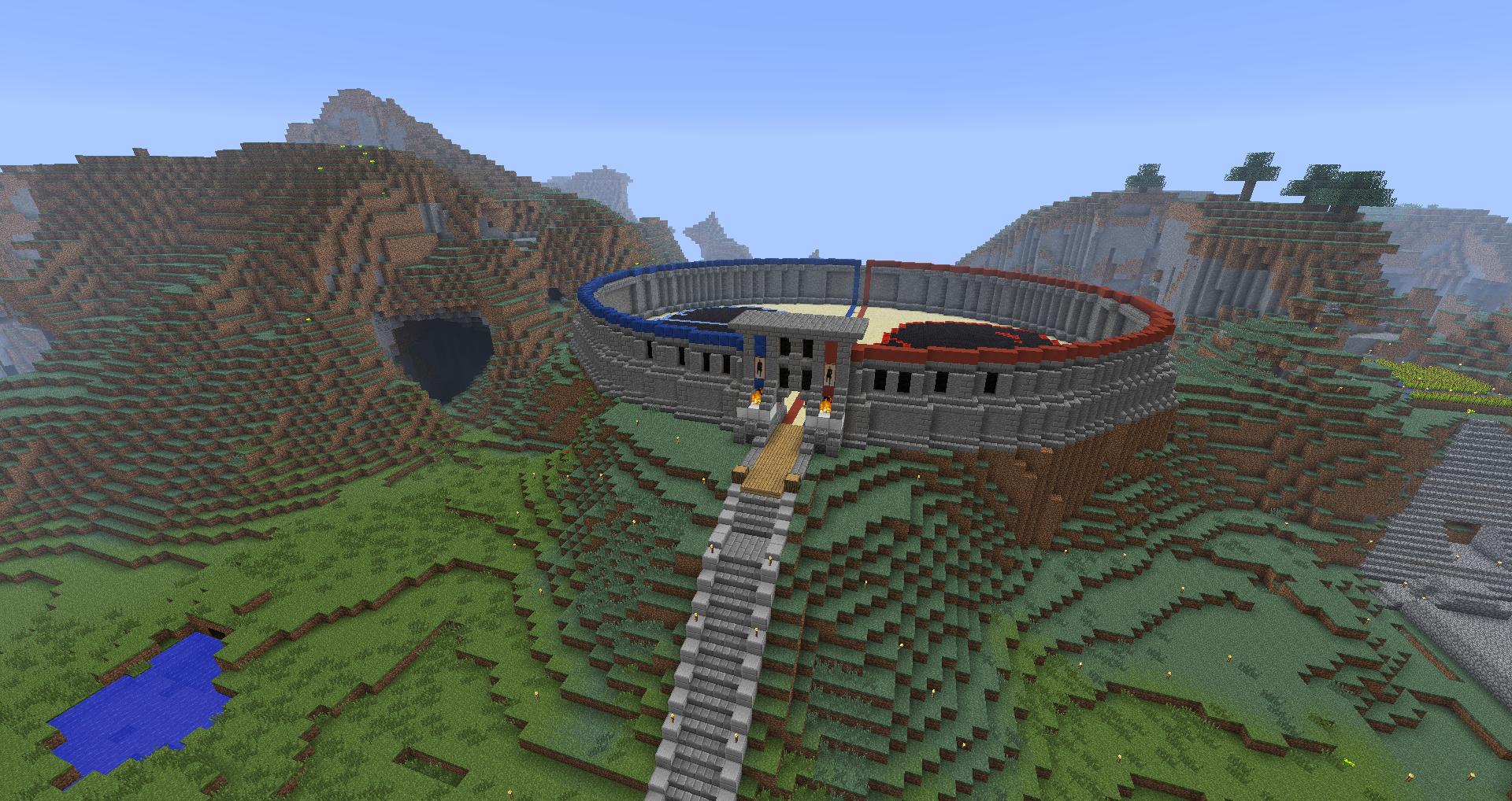 Arena Beta Version 1b