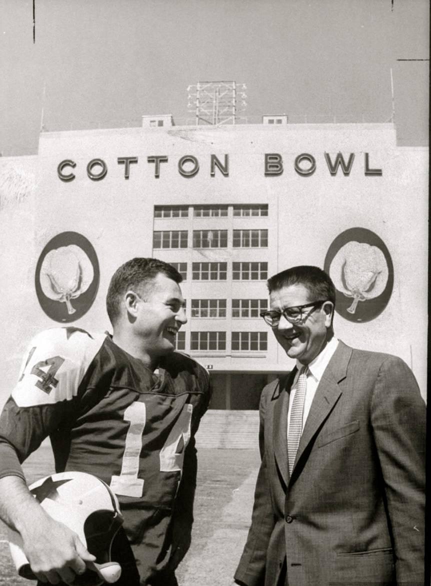 Eddie Lebaron & Clint Muchinson