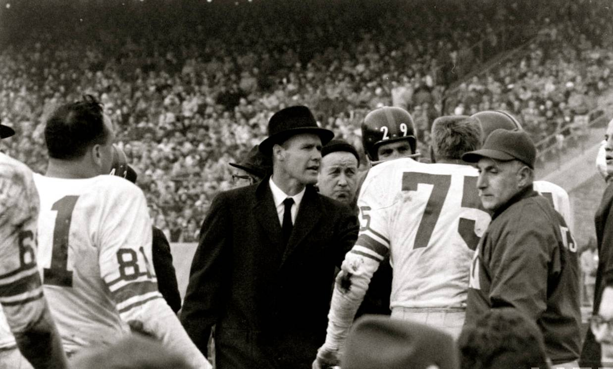 NY Giants Coach, Tom Landry