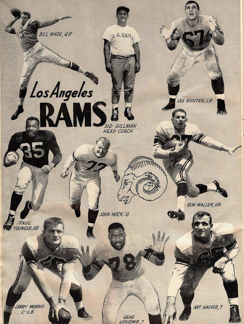 1955 Los Angeles Rams
