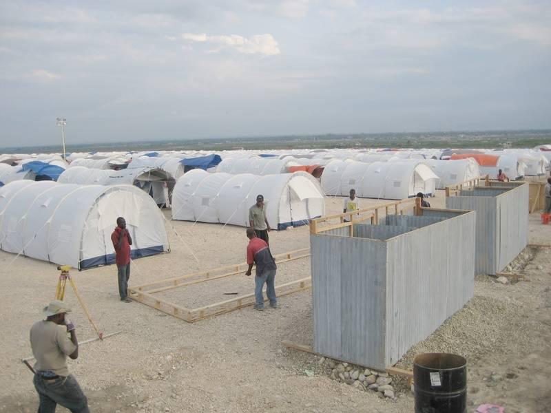 Onaville IDP Camp (New)