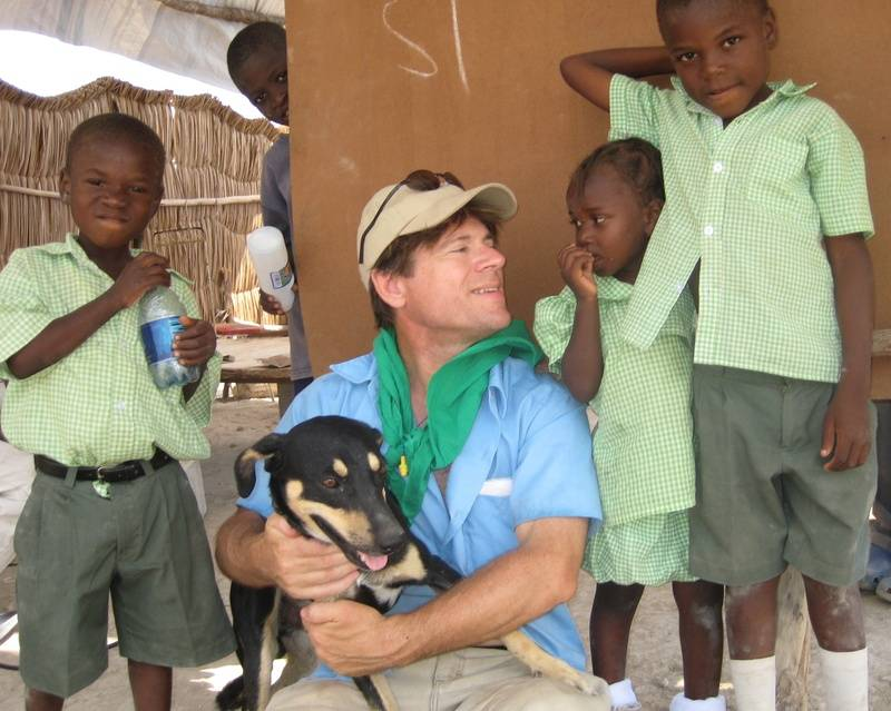 AidWEST Loves Children and Animals!