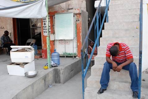 Difficult Days in Haiti