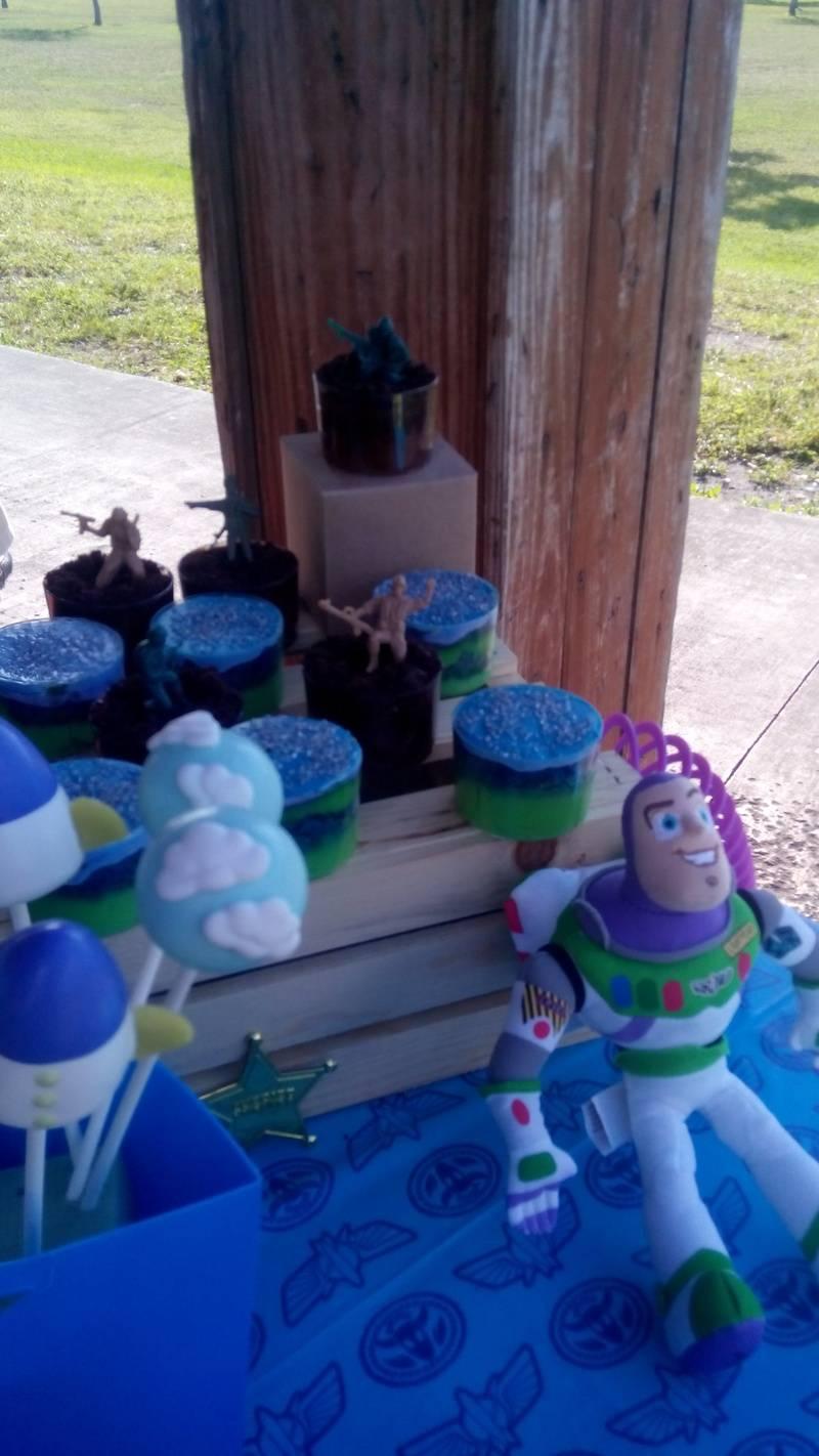 Toy Story Parfaits