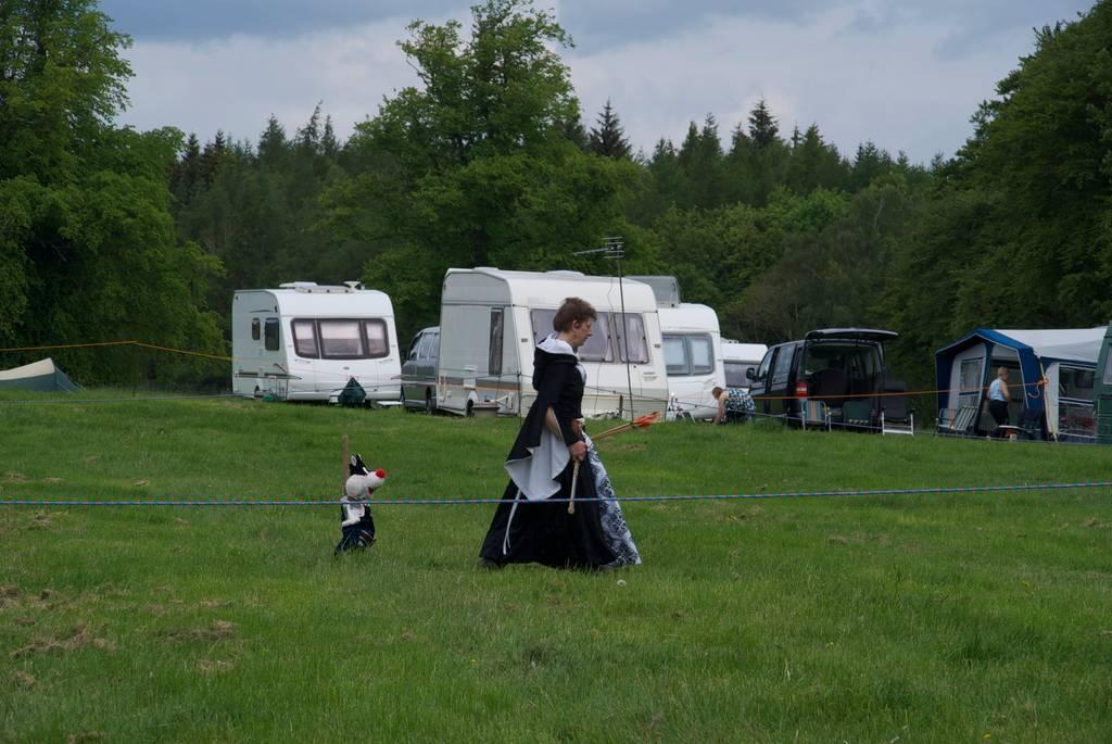 Lady Mandy & Sir Sylvester