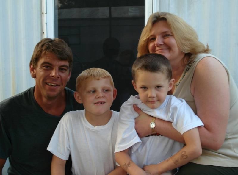 Edward Brian Deal's Family