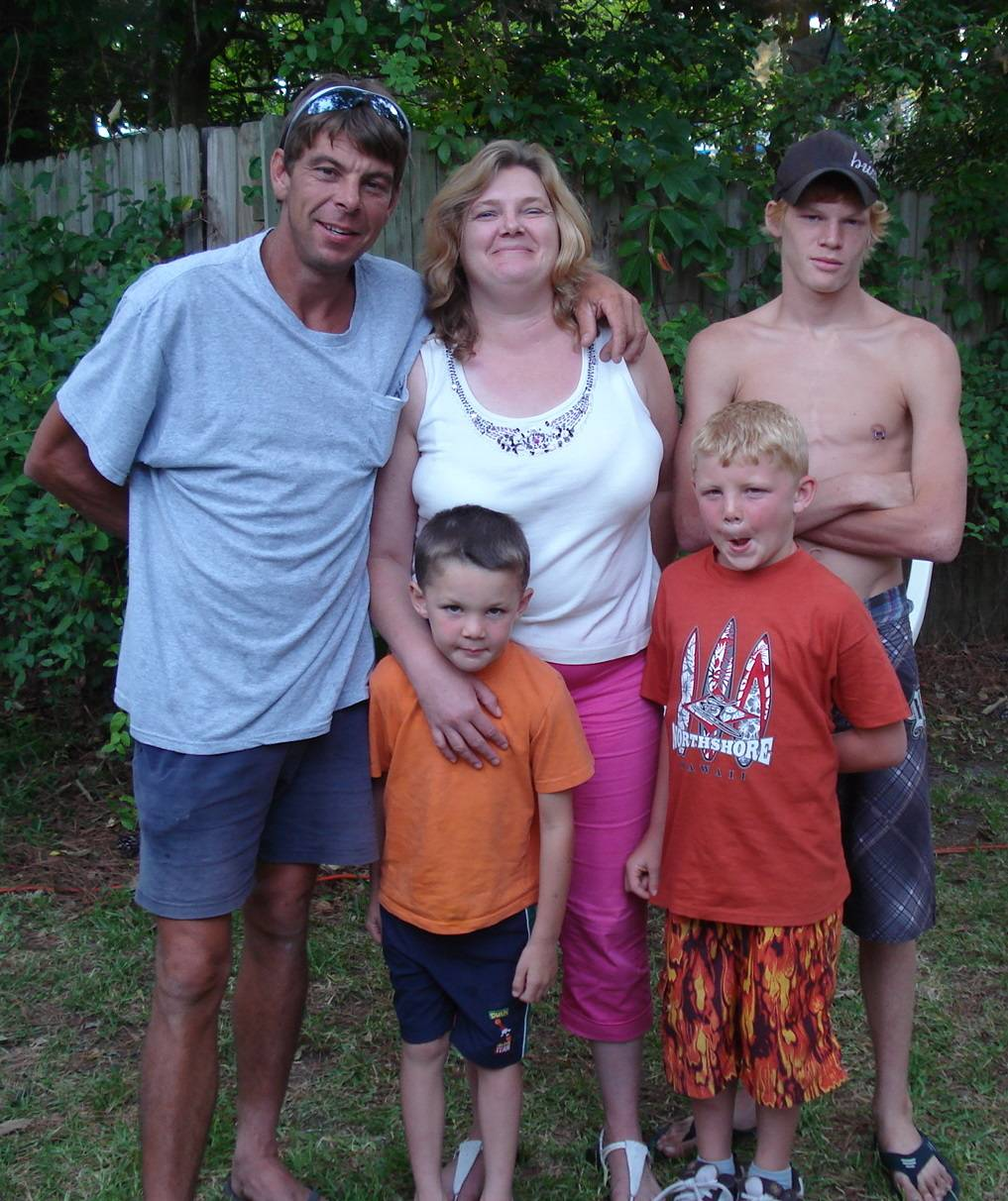 Brian Deal's Family